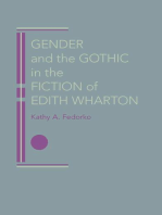 Gender and the Gothic in the Fiction of Edith Wharton