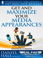 Get and Maximize Your Media Appearances