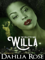 The Collettes Saga 'Willa""