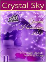 Gemini Horoscope 2019