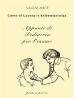 Appunti di Pediatria per Infermieristica prima parte