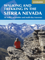 Walking and Trekking in the Sierra Nevada: 38 walks, scrambles and multi-day traverses