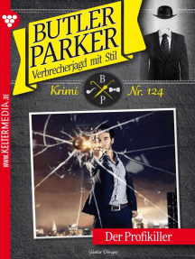Butler Parker 124 – Kriminalroman: Der Profikiller