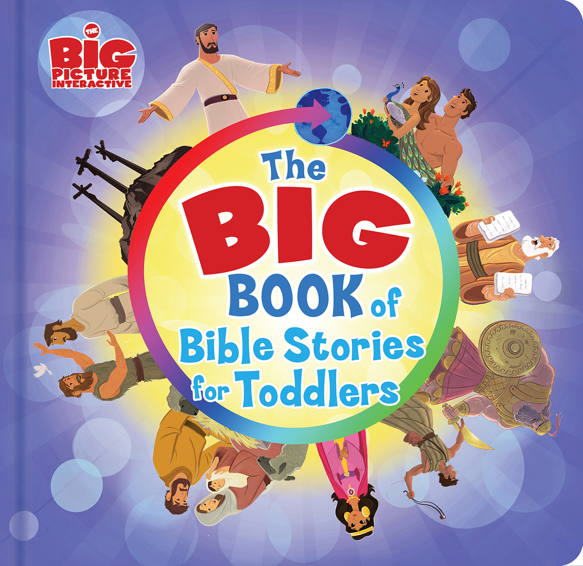 Read The Big Book of Bible Stories for Toddlers Online by ...