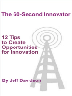 12 Tips to Create Opportunities for Innovation