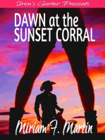Dawn at the Sunset Corral