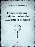 Comunicazione e piano nazionale per la scuola digitale