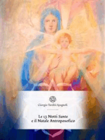 Le Tredici Notti Sante ed il Natale Antroposofico