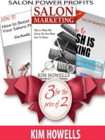 Salon Power Profits 3 Books For 2