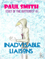 Inadvisable Liaisons (Cult of the Butterfly 19)