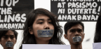 A 'Fraught Time' For Press Freedom In The Philippines