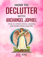 How to Declutter with Archangel Jophiel