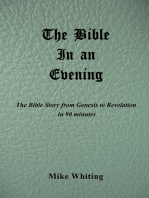 The Bible In an Evening