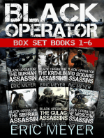 Black Operator - Complete Box Set (Books 1-6)