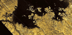 Topographic Map Reveals Titan's Highs and Lows