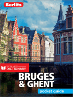 Berlitz Pocket Guide Bruges & Ghent (Travel Guide eBook)