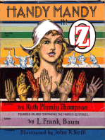 The Illustrated Handy Mandy in Oz