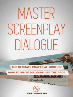 Master Screenplay Dialogue