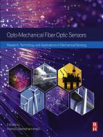 Opto-mechanical Fiber Optic Sensors