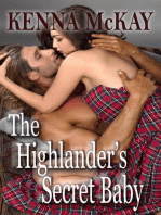The Highlander's Secret Baby