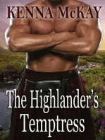 The Highlander's Temptress