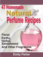 47 Homemade Natural Perfume Recipes