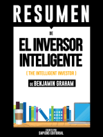 El Inversor Inteligente (The Intelligent Investor) - Resumen Del Libro De Benjamin Graham