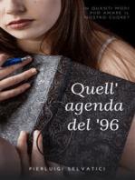 Quell'agenda del 96