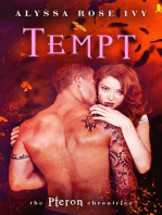 Tempt (The Pteron Chronicles #2)