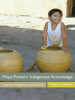 Maya Potters' Indigenous Knowledge