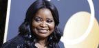 Octavia Spencer Thrilled By Nomination For Custom-written 'Shape Of Water' Performance