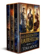 Legends of Lairheim Books 1-3: Legends of Lairheim