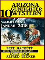 Arizona Gunfighter - 10 Western