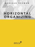 Horizontal organizing