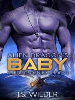 Alien Dragon's Baby