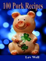 100 Pork Recipes