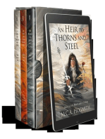The Blood Ladders Box Set, Books 1-3