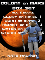 Colony on Mars Books 1-5 The Complete Box Set