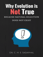 Why Evolution is Not True