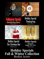 Holiday Specials Fall & Winter Collection