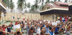 Rejected By Australia And Condemned To Detention In Indonesia, Refugees Protest Life In Limbo