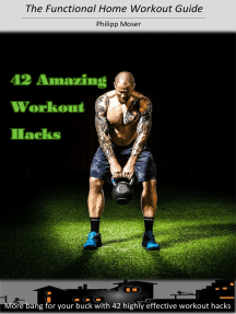 42 Awesome Workout Hacks