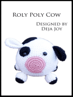 Roly Poly Cow