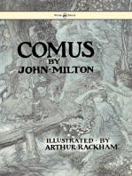 Comus - Illustrated by Arthur Rackham