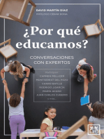 ¿Por qué educamos?