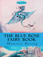 The Blue Rose Fairy Book