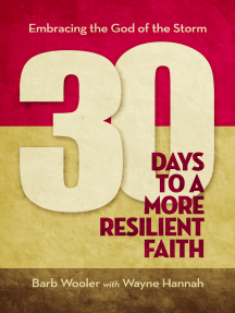 30 Days to a More Resilient Faith