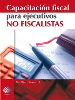 Capacitación fiscal para ejecutivos no fiscalistas 2018