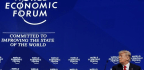 Donald Disappoints Davos