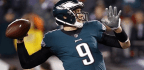Nick Foles Is the Eagles' Unlikely Best Hope